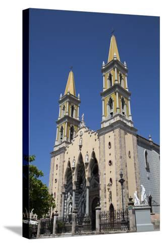 La Iglesia De Jesucristo De Los Santos De Los Ultimos Dias, Mazatlan, Sinoloa State, Mexico-Richard Maschmeyer-Stretched Canvas Print