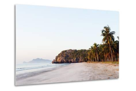 Sam Phraya Beach, Khao San Roi Yot National Park, Prachuap Kiri Khan, Thailand, Southeast Asia-Christian Kober-Metal Print