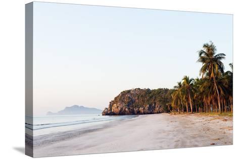 Sam Phraya Beach, Khao San Roi Yot National Park, Prachuap Kiri Khan, Thailand, Southeast Asia-Christian Kober-Stretched Canvas Print