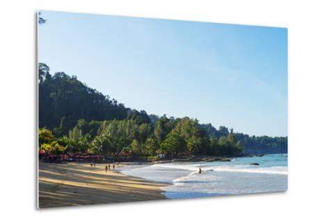 Khao Lak Beach, Phang Nga Province, Thailand, Southeast Asia, Asia-Christian Kober-Metal Print