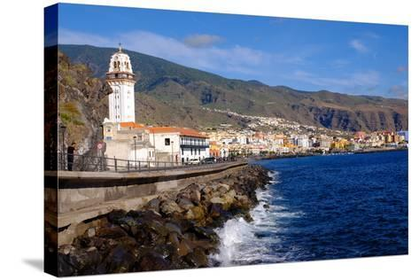 City of Candelaria in the Eastern Part of the Island of Tenerife, Canary Islands, Spain, Europe-Carlo Morucchio-Stretched Canvas Print