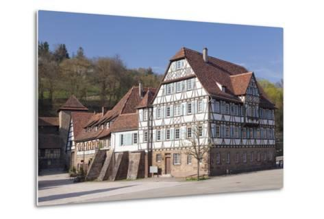 Kloster Maulbronn Abbey, Black Forest, Baden-Wurttemberg, Germany, Europe-Markus Lange-Metal Print