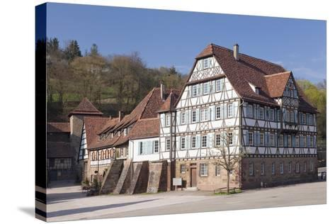 Kloster Maulbronn Abbey, Black Forest, Baden-Wurttemberg, Germany, Europe-Markus Lange-Stretched Canvas Print