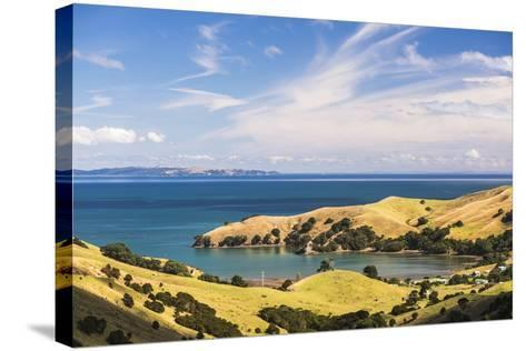 West Coast of Coromandel Peninsula, North Island, New Zealand, Pacific-Matthew Williams-Ellis-Stretched Canvas Print
