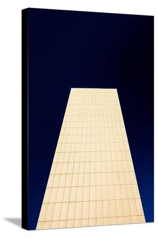 Manchester One Building, Manchester, England, United Kingdom, Europe-Bill Ward-Stretched Canvas Print