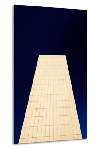 Manchester One Building, Manchester, England, United Kingdom, Europe-Bill Ward-Metal Print