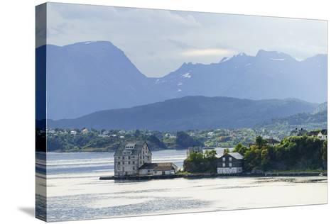 Alesund, Norway, Scandinavia, Europe-Amanda Hall-Stretched Canvas Print