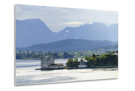 Alesund, Norway, Scandinavia, Europe-Amanda Hall-Metal Print