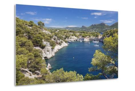 Les Calanques De Port-Miou, Southern France-Markus Lange-Metal Print