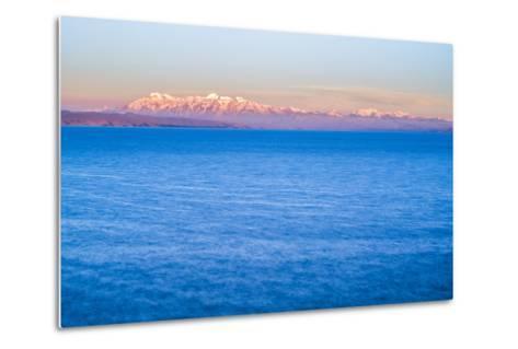 Cordillera Real Mountain Range, Bolivia-Matthew Williams-Ellis-Metal Print