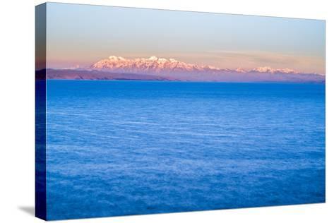 Cordillera Real Mountain Range, Bolivia-Matthew Williams-Ellis-Stretched Canvas Print