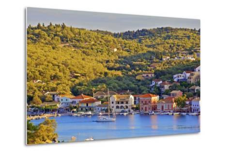 Gaios Harbour, Paxos, the Ionian Islands, Greek Islands, Greece, Europe-Neil Farrin-Metal Print