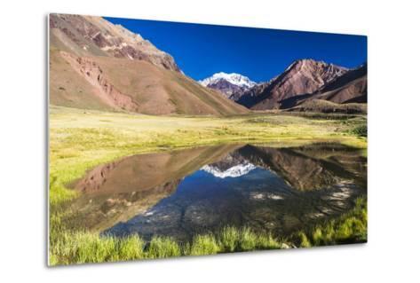 Aconcagua, Argentina-Matthew Williams-Ellis-Metal Print