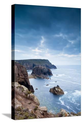Land's End, Penzance, Cornwall, England, United Kingdom, Europe-Kav Dadfar-Stretched Canvas Print