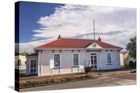Old Custom House, Napier, Hawkes Bay Region, North Island, New Zealand, Pacific-Matthew Williams-Ellis-Stretched Canvas Print