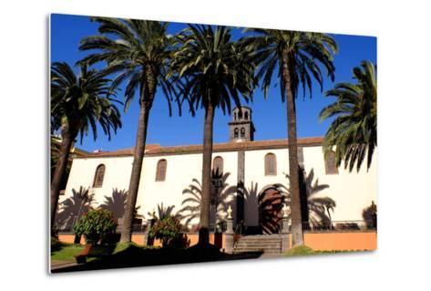 Church of the Immaculate Conception, San Cristobal De La Laguna, Tenerife, Canary Islands, Spain-Carlo Morucchio-Metal Print