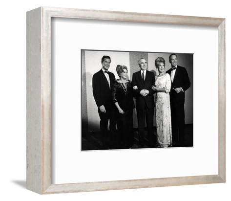 The Best Man--Framed Art Print