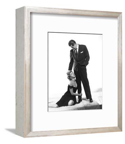The Big Heat--Framed Art Print