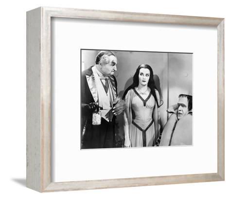 The Munsters--Framed Art Print