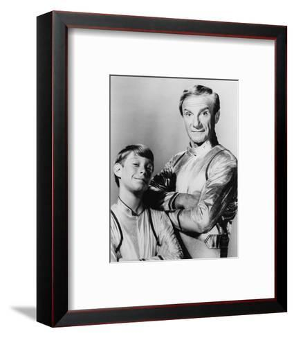 Lost in Space--Framed Art Print