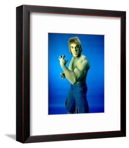 Lou Ferrigno--Framed Art Print