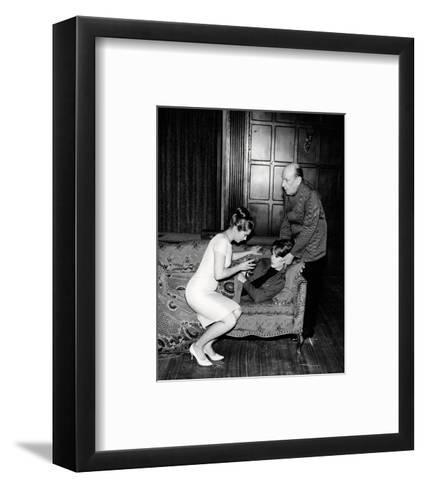 The Outer Limits--Framed Art Print