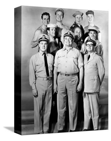 McHale's Navy--Stretched Canvas Print
