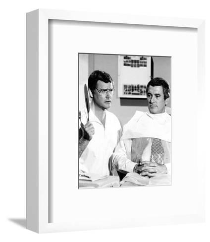 McMillan & Wife--Framed Art Print