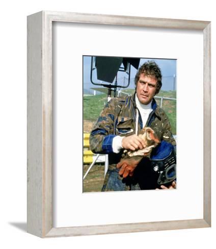 The Fall Guy--Framed Art Print