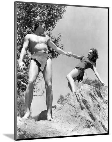 Tarzan's Secret Treasure--Mounted Photo
