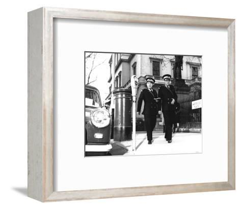 That Riviera Touch--Framed Art Print