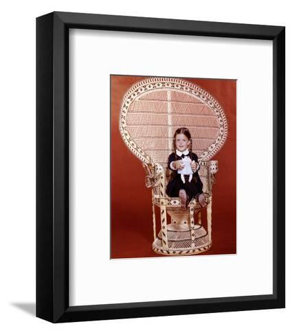 The Addams Family--Framed Art Print