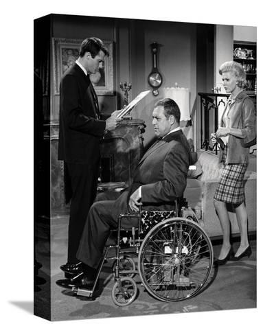 Ironside--Stretched Canvas Print