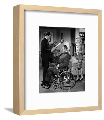 Ironside--Framed Art Print