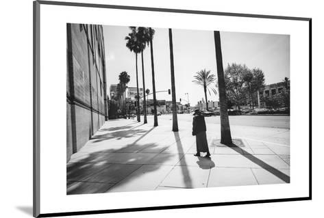 Los Angelas Miricle Mile Walker-Henri Silberman-Mounted Photographic Print
