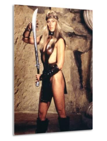 Conan the Barbarian--Metal Print