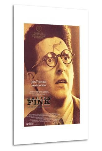 Barton Fink--Metal Print