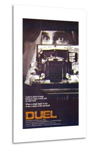 Duel--Metal Print