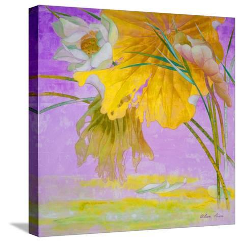 Blooming-Ailian Price-Stretched Canvas Print