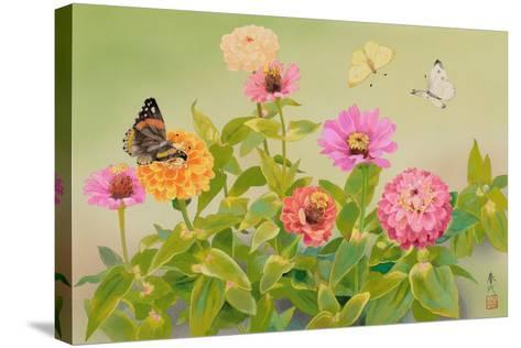 August-Haruyo Morita-Stretched Canvas Print