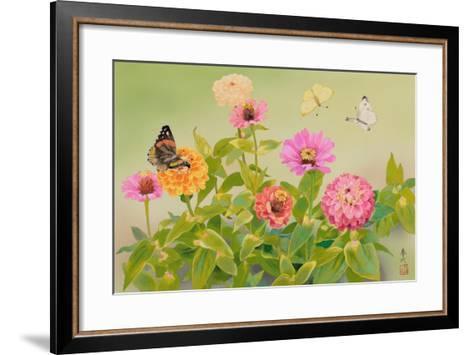 August-Haruyo Morita-Framed Art Print