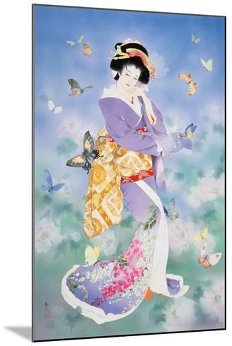 Chou No Mai-Haruyo Morita-Mounted Art Print