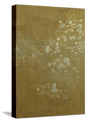 Tsuru No Mai 12973 Crop 1-Haruyo Morita-Stretched Canvas Print