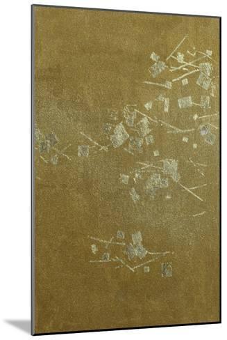 Tsuru No Mai 12973 Crop 1-Haruyo Morita-Mounted Art Print