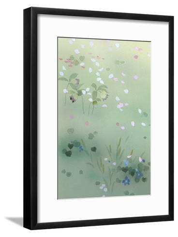 Yumezakura 12975 Crop 1-Haruyo Morita-Framed Art Print