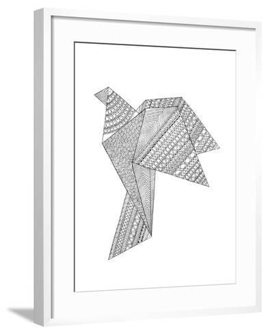 Origami 2-Neeti Goswami-Framed Art Print