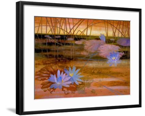 Evening-Ailian Price-Framed Art Print
