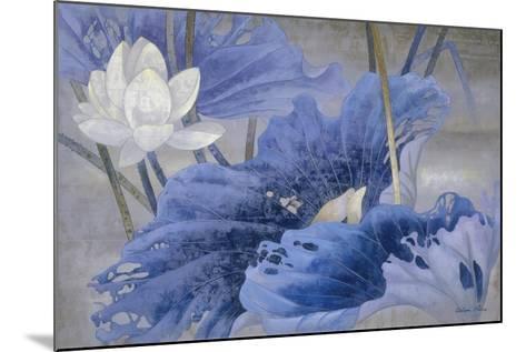 Blue Rhyme-Ailian Price-Mounted Art Print