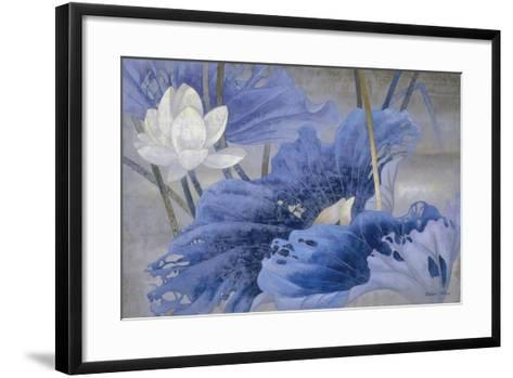 Blue Rhyme-Ailian Price-Framed Art Print