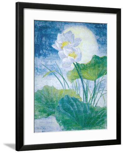 Longing-Ailian Price-Framed Art Print